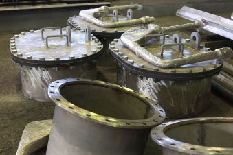 Изделие из нержавеющей стали